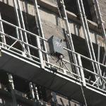 ce schválené zlp série pozastavené drôtené lano platforma zlp500, zlp630, zlp800, zlp1000