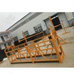 zavesenie hliníkovej lešenia pracovnej plošiny s nízkou cenou