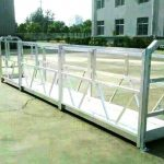 rôzne modely elektrických konštrukcií pracovných plošín zdvíhacie plošiny
