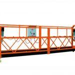 2,5mx 3 sekcie 1000kg zdvíhacia plošina so zdvihnutou plošinou 8-10 m / min