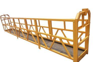 lano zavesené zavesené prístupové plošiny, zlp630 konštrukcia výťahu gondola stroj